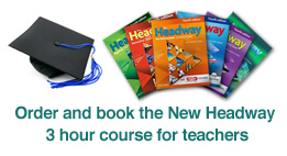New Headway course for teachers