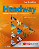 New Headway Pre-intermediate course